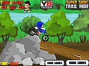 Thumbnail of Super Sonic Trail Ride