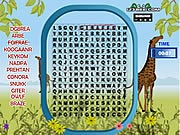 Thumbnail of Word Search Animal Scramble Gameplay 2