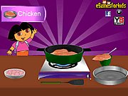 Dora Moroccan Chicken Recipe thumbnail