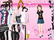 Thumbnail of Summer Fashion Dressup