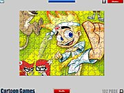 Johnny Test Jigsaw thumbnail