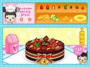 Thumbnail of Fruit Cake Decoration