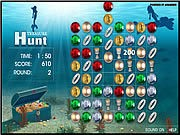 Thumbnail of Treasure Hunt Game