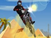 Thumbnail of Pyramid Moto Stunts