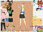 Thumbnail of Belts and Jewels Dress Up
