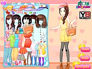 Thumbnail of Pure Girl Dressup