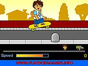 Thumbnail of Diego School Skateboard