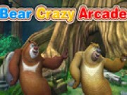 Thumbnail of Bear Crazy Arcade