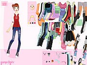 Kitty Girl Dressup thumbnail