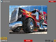 American Truck - Puzzle thumbnail