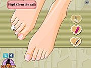 Thumbnail of Elegant Feet Makeover