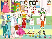 Thumbnail of Cooking Class Dress Up