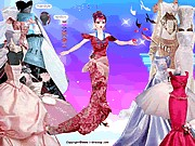 Thumbnail of Gown Catwalk Dress Up