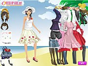 Summer Holiday Dressup thumbnail