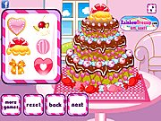Surprise Birthday Cake Decor thumbnail