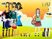 Thumbnail of Summer Beauty Dressup