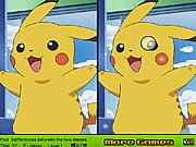 Thumbnail of Find Differences - Pikachu