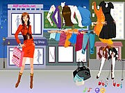 Hot Fashion Shopping Girl thumbnail