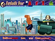 Thumbnail of Fantastic Four Rush Crush