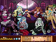 Thumbnail of Monster High Hidden Objects