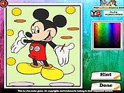 Mickey Mouse Coloring thumbnail
