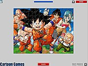 Thumbnail of Dragon Ball Jigsaw
