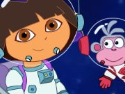 Dora The Explorer Dora's Space Adventure thumbnail