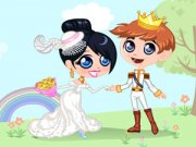 Thumbnail of Wedding Prince and Princess