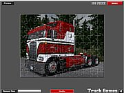 American Truck Puzzle thumbnail