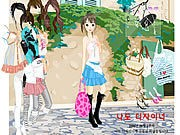 Thumbnail of Summer Street Dressup
