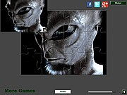 Thumbnail of Real Alien Jigsaw