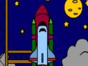 Spaceship launch thumbnail