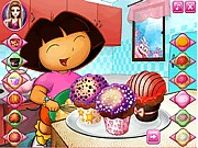 Thumbnail of Dora Tasty Cupcakes