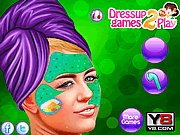 Miley Cyrus Party Spa In The Usa thumbnail