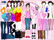 Thumbnail of Selma Pink Dress Up