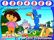 Thumbnail of Dora Hidden Numbers
