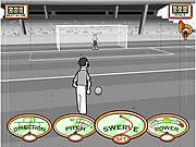 Thumbnail of Stan James: Original Free Kick Challenge
