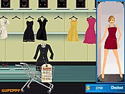 Shop N Dress Basket Ball Game: Teenage Dress thumbnail