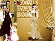 Thumbnail of Dramatic Oscar Night Fashions