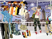 Thumbnail of Army Dress Up