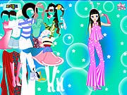 Thumbnail of Disco Fever Dressup