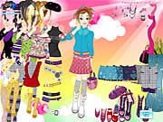 Thumbnail of Cutie Dress Up 6