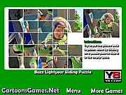 Thumbnail of Buzz Lightyear Sliding Puzzle