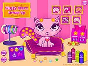 Thumbnail of Fluffy Starz Dress up