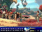 Hidden letters : The Croods thumbnail