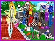 Thumbnail of Street Fashion Dress up