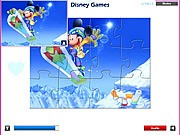 Thumbnail of Mickey Mouse - Jigsaw