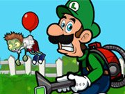 Thumbnail of Luigi Shoot Zombie