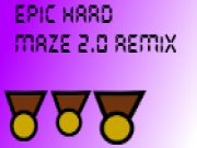 Thumbnail of Epic Hard Maze 2.0 Remix