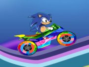 Sonic The Hedgehog Biker thumbnail